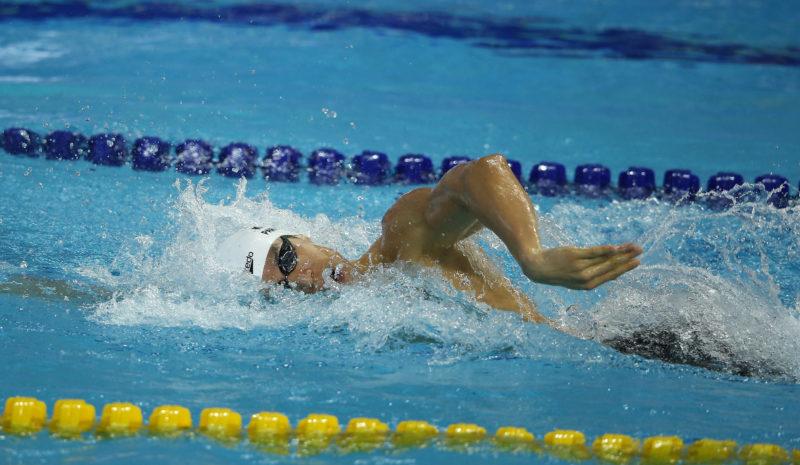 ユニバーシアード2019 競泳男子・結果速報・日程出場選手