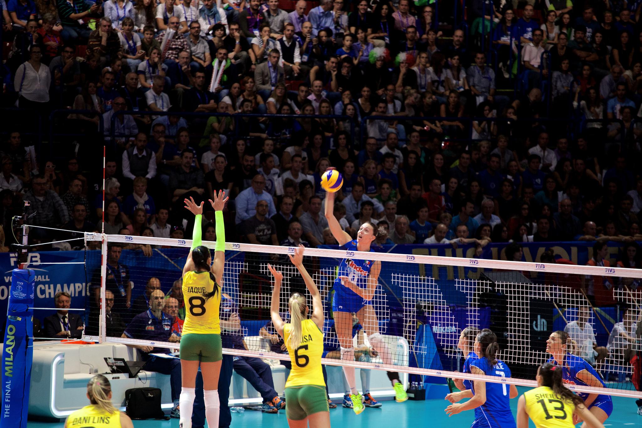 FIVBワールドカップバレーボール2019 女子結果速報・日程チケット