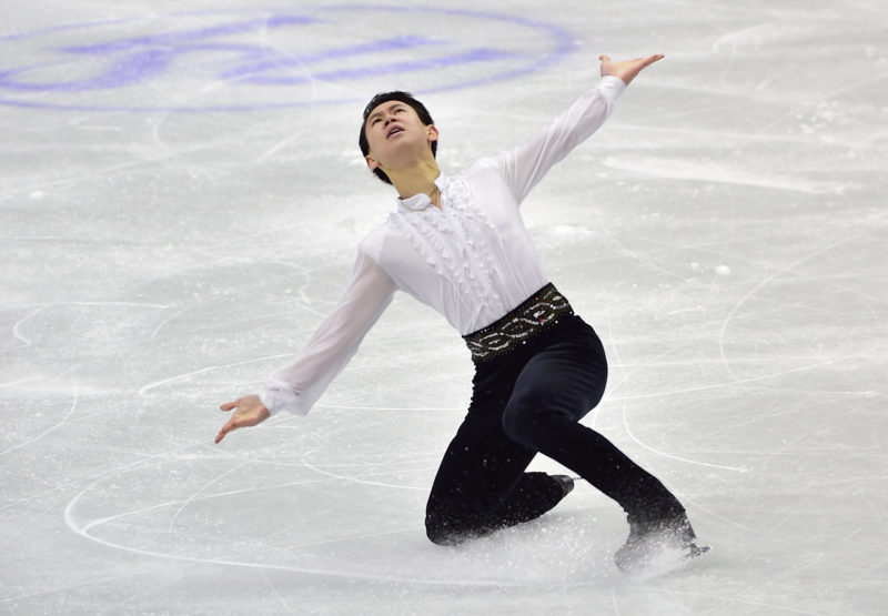 全国中学校フィギュアスケート大会2019 結果速報順位・日程選手