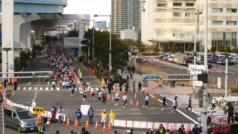 東京マラソン2019 結果速報・日程コース・テレビ放送