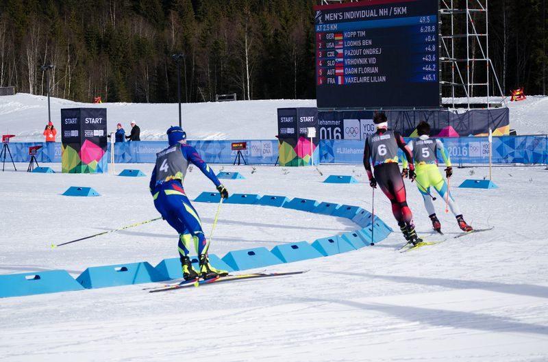 ノルディックスキージュニア世界選手権2019・複合 結果速報・日程代表選手