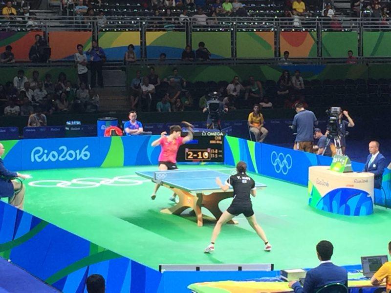 東京オリンピック2020卓球・結果速報・日程日本代表選手・チケット