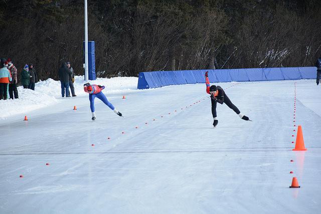日本学生氷上選手権2019スピードスケート 結果速報順位・競技日程!