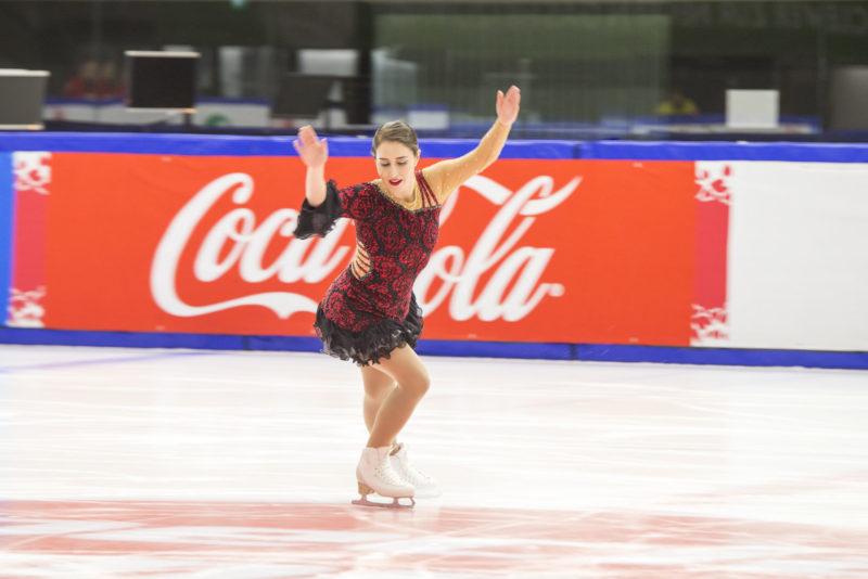 インターハイ2018フィギュアスケート結果速報・日程出場選手一覧・高校総体