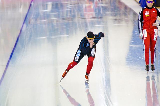 世界スプリントスピードスケート選手権大会2018、日程・テレビ放送!