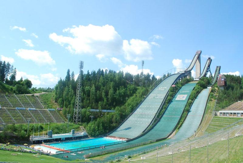 スキージャンプ・サマーグランプリ 全日程・ランキング・結果速報