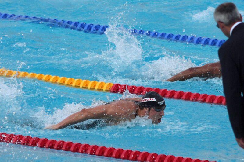 日本社会人選手権水泳競泳結果速報