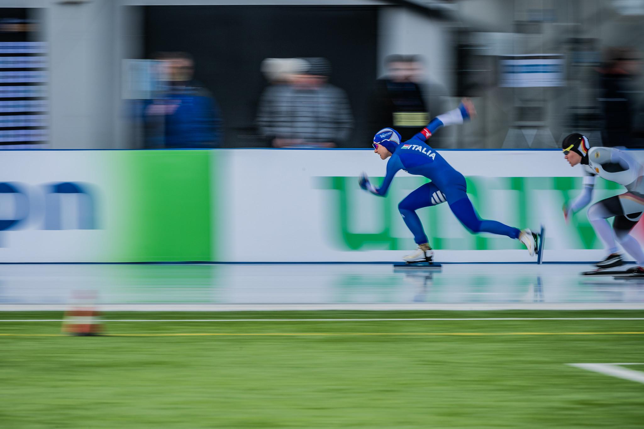 全日本ジュニアスピードスケート選手権2021結果速報・日程