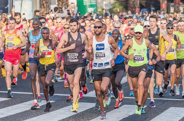 第56回延岡西日本マラソン2018、日程・テレビ放送・公認コース!