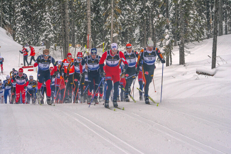 北京オリンピック・クロスカントリースキー2022結果速報・テレビ放送・出場選手