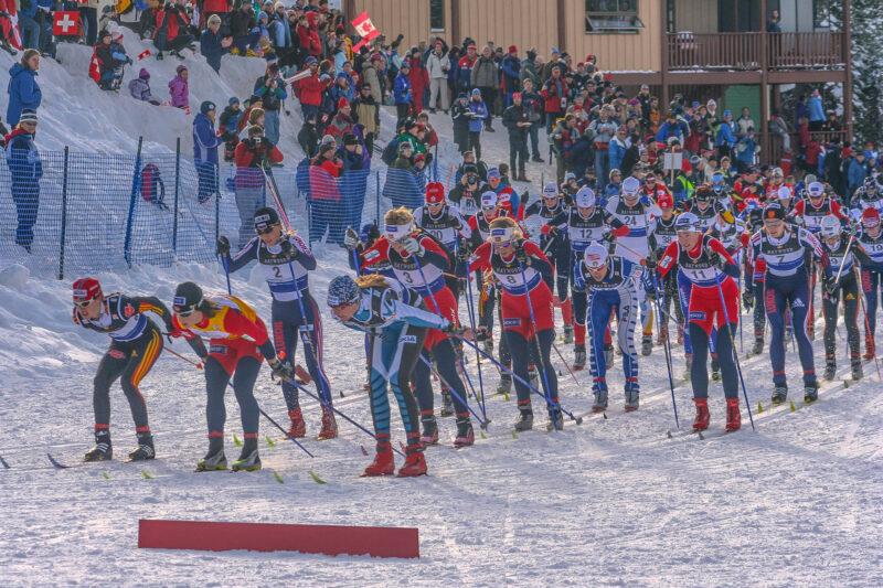 ノルディックスキージュニア世界選手権結果速報クロスカントリー・出場選手日程