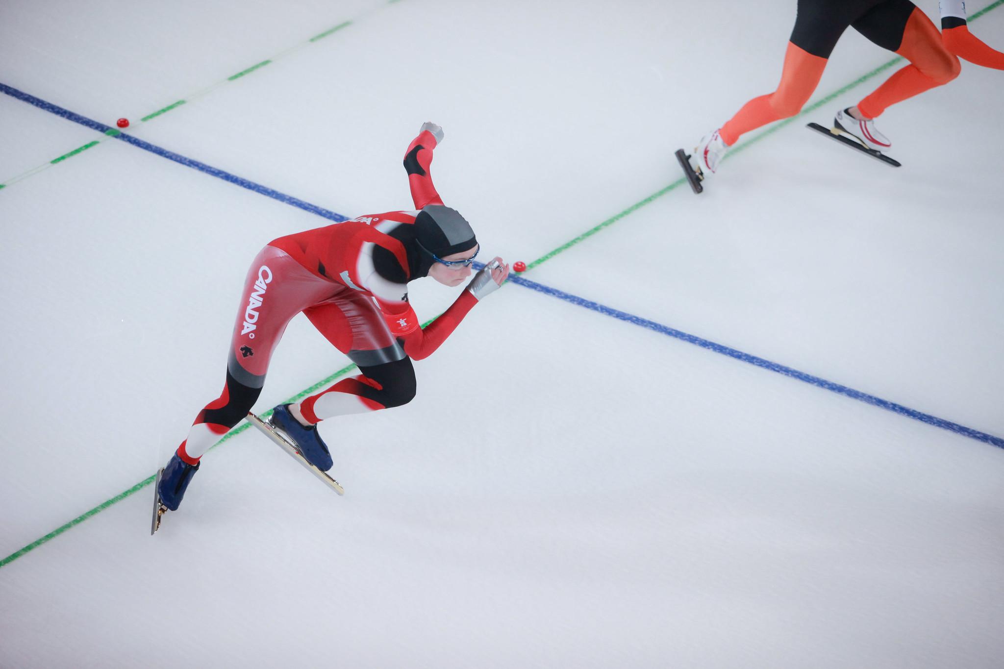 ワールドカップスピードスケート2019/20長野 結果速報・出場選手日程