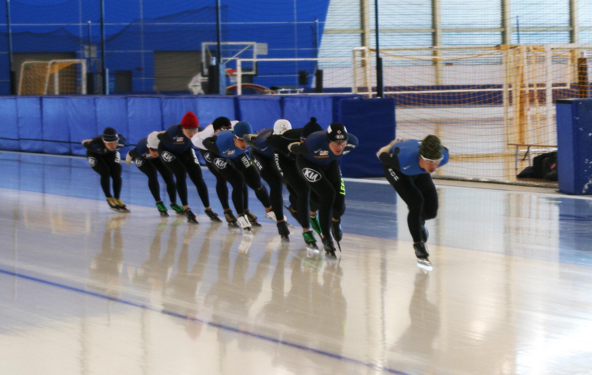 ワールドカップスピードスケート2019/20ベラルーシ結果速報・出場選手日程