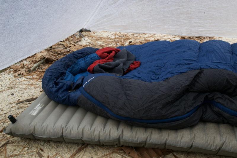 ウルトラライト(UL)な超軽量寝袋とスリーピングマットのおすすめ!