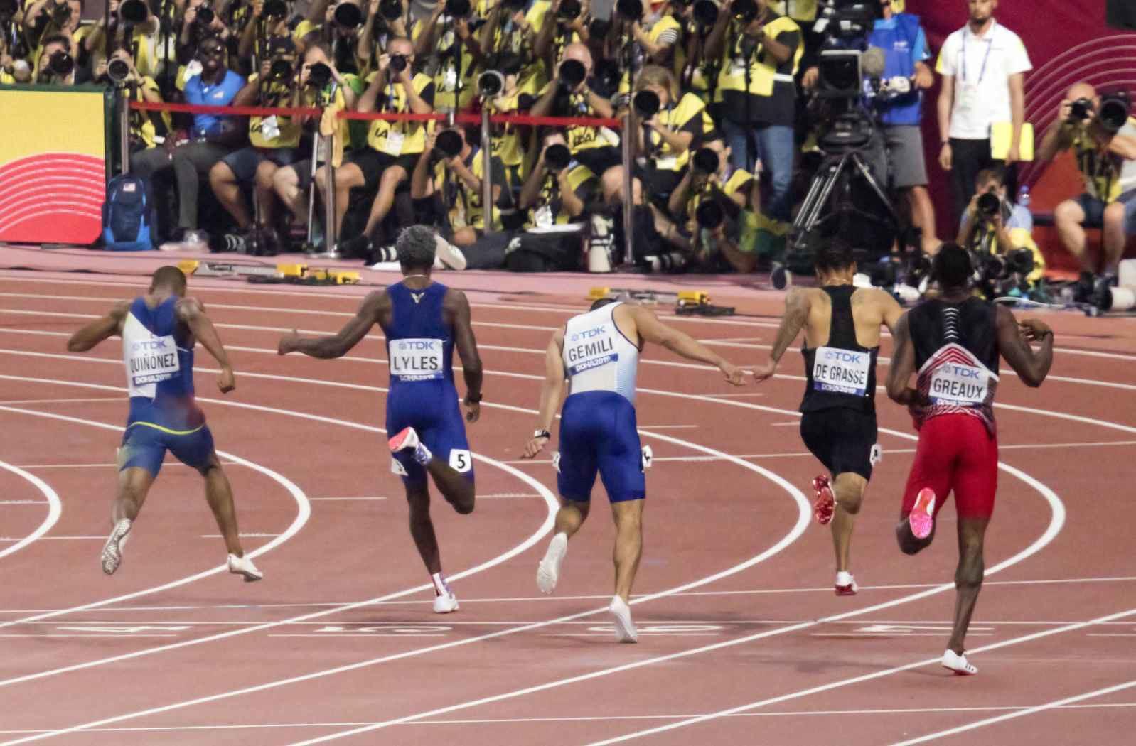 日本陸上競技選手権2020結果速報男子・日程テレビ放送