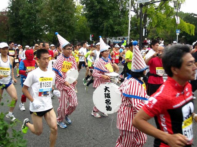 大阪マラソン2017、日程・コース・イベント!