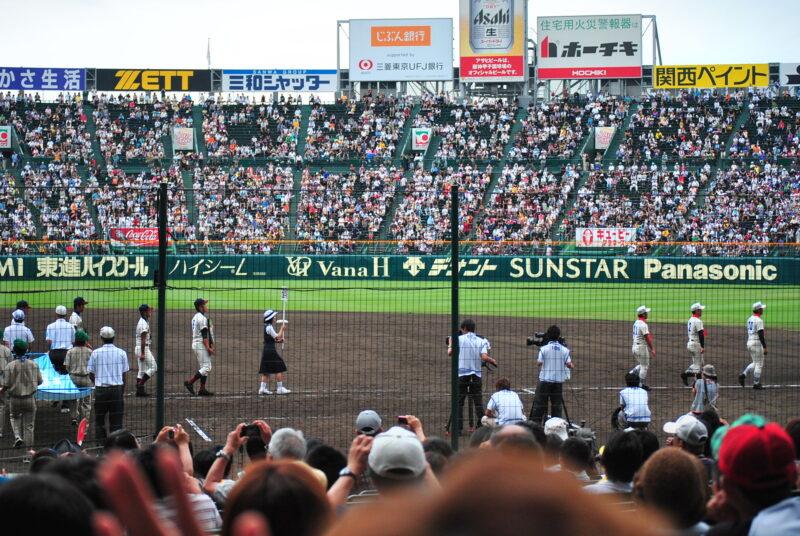 夏の甲子園高校野球結果速報・日程テレビ放送・組み合わせ出場校
