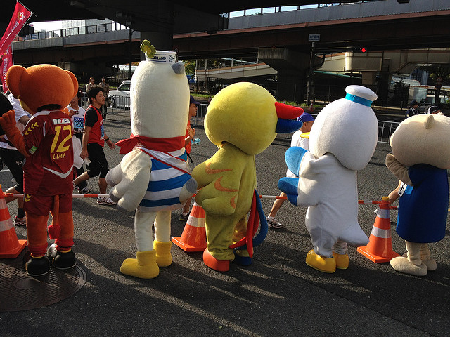 第8回神戸マラソン2018 結果速報・日程公認コース・関門制限時間!