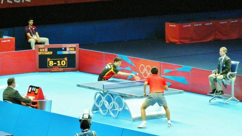 卓球中国オープン2019 結果速報・日程テレビ放送