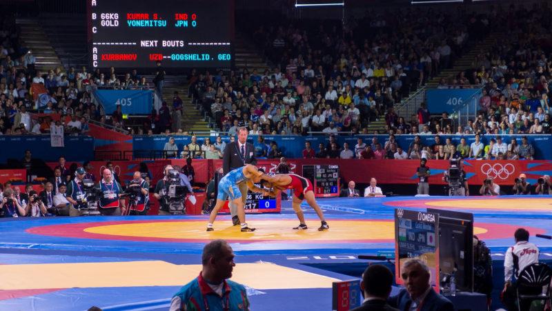 東京オリンピック2020レスリング・結果速報・日程日本代表選手・チケット