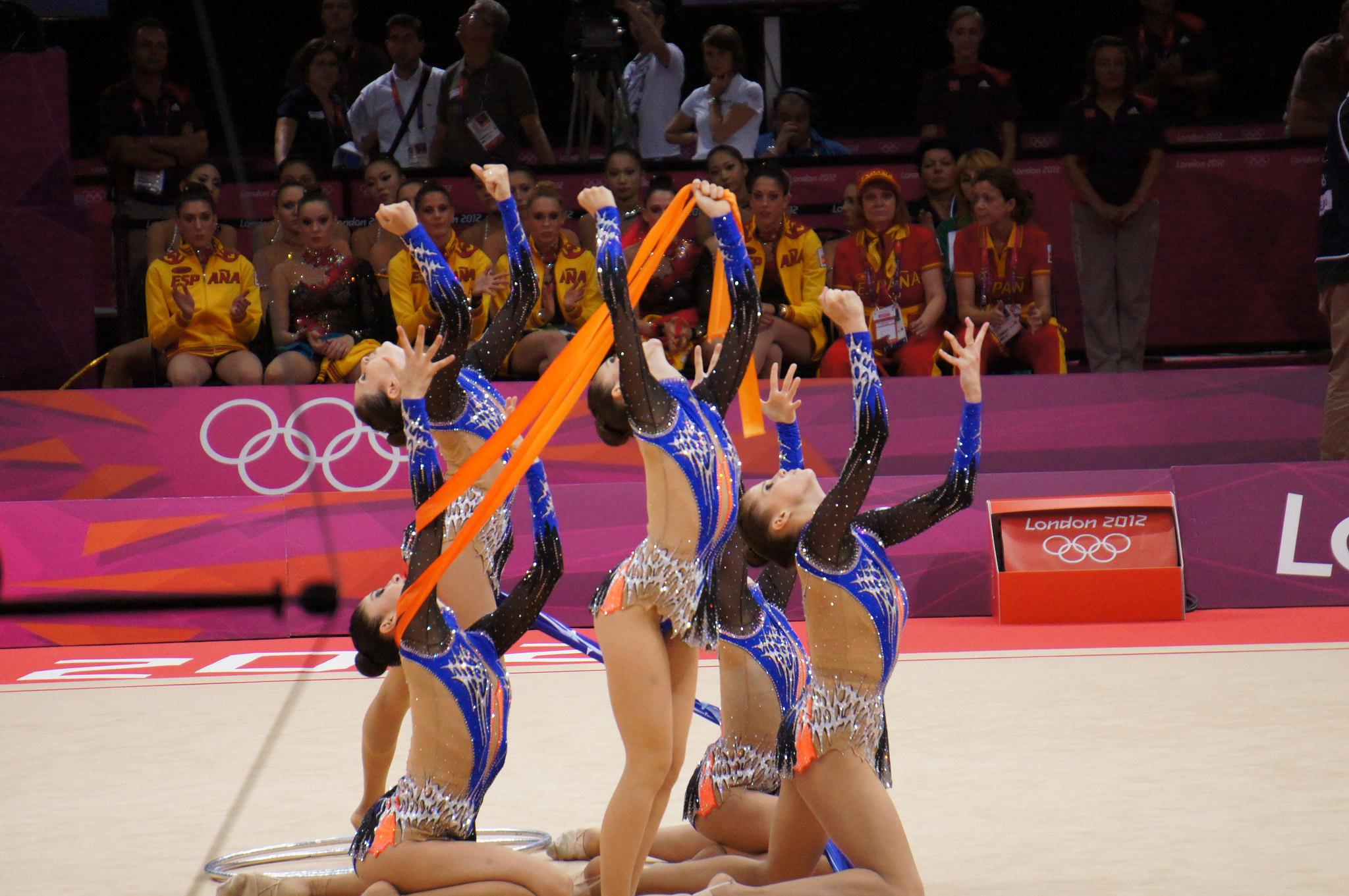 ユニバーシアード2019 新体操・結果速報・日程選手
