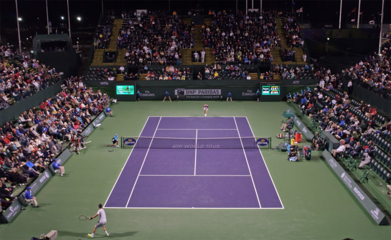 ATP/WTAテニスの日程スケジュール