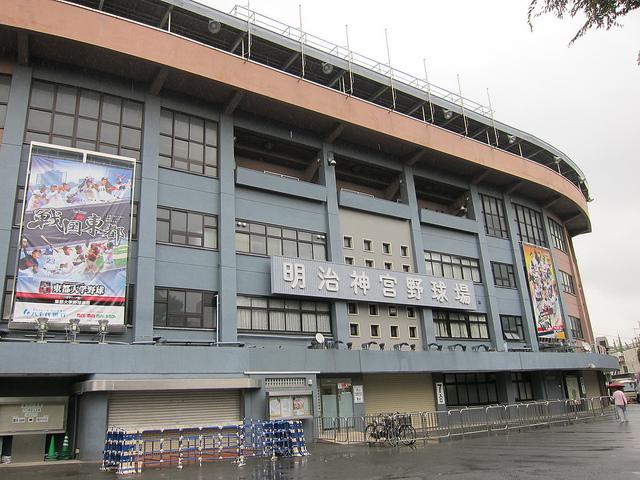 明治神宮野球大会2017、日程・出場校・テレビ放送・歴代優勝校!
