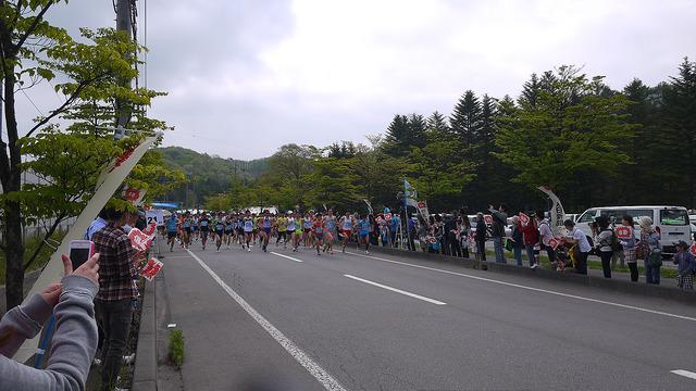 第20回記念長野マラソン2018、日程・公認コース関門制限!