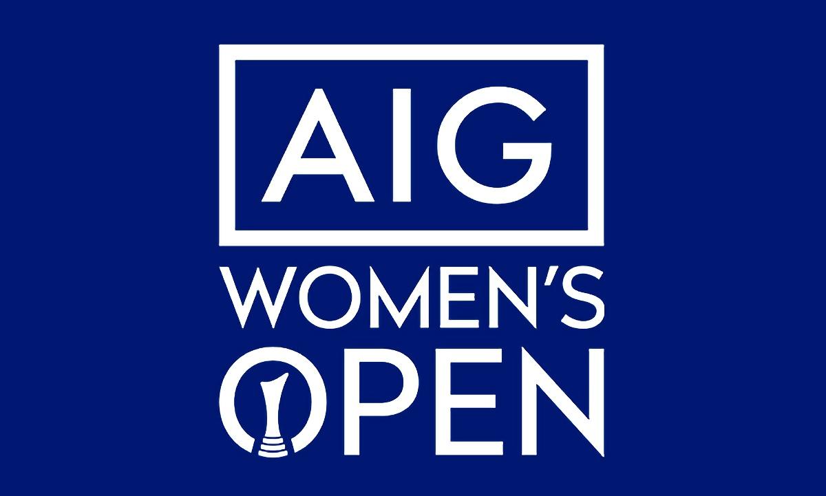 全英AIG女子オープン2021結果速報・出場選手渋野日向子・テレビ放送
