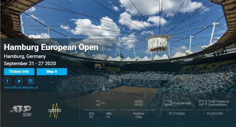 テニス ハンブルク オープン