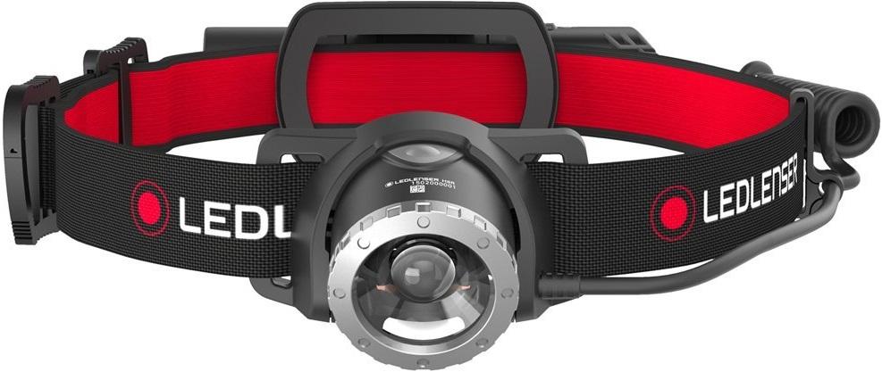 【レッドレンザー】充電式ヘッドライト H8R