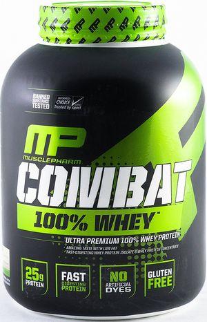 【Muscle Pharm】コンバット 100%ホエイ 2.2kg バニラ風味