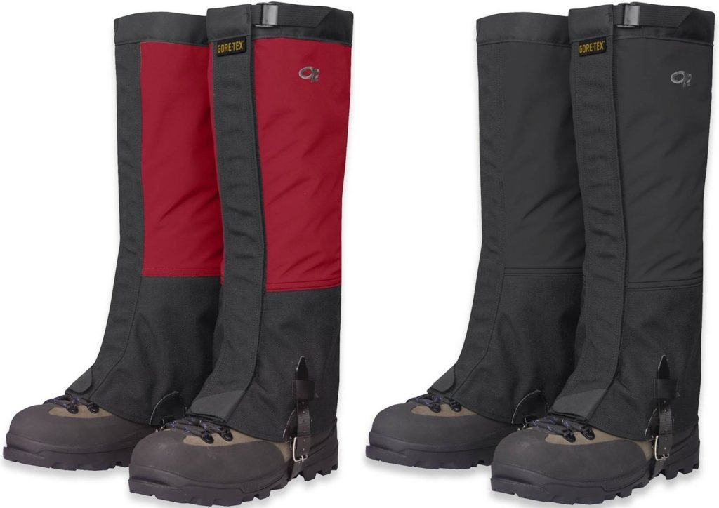 【OUTDOOR RESEARCH】MEN'S CROCODILE GAITERS