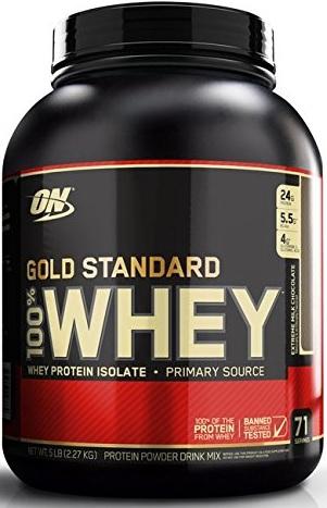 【Optimum】Gold Standard 100% ミルクチョコレート 2.27kg