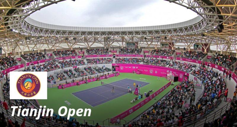 テニス天津オープン2019 結果速報・大坂なおみ・出場選手日程