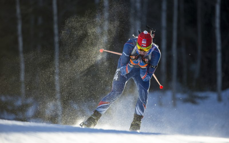 ユースオリンピック2020バイアスロン結果速報・日程選手