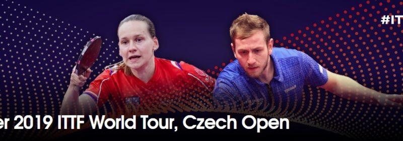 卓球チェコオープン2019 結果速報・日程テレビ放送