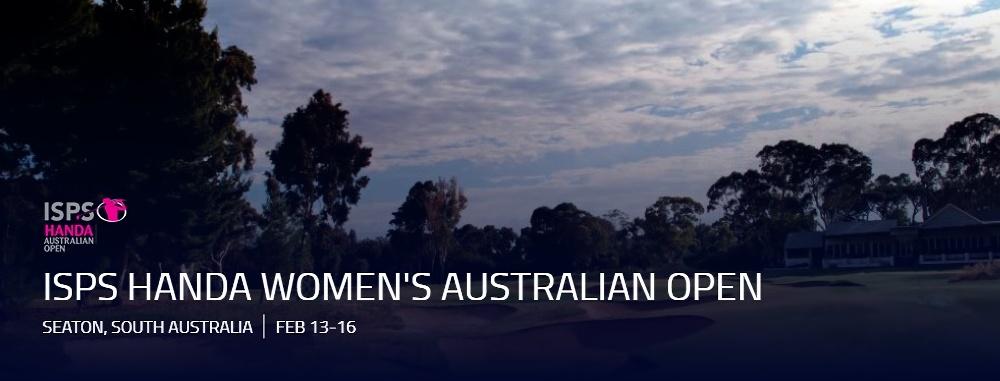 ISPSハンダ・オーストラリア女子オープン2020結果速報・出場選手・河本結