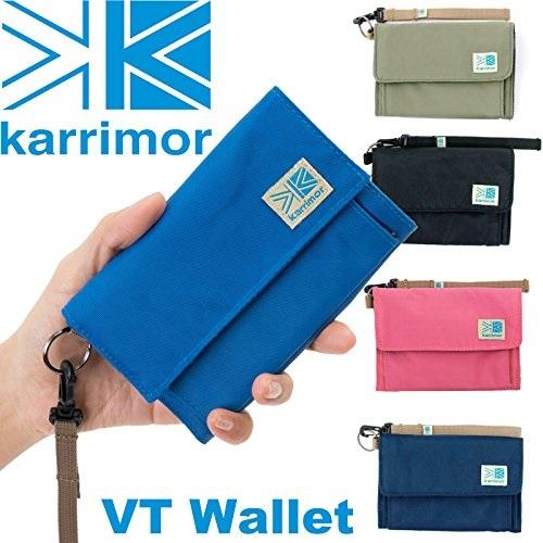 【カリマー】VT wallet 財布!