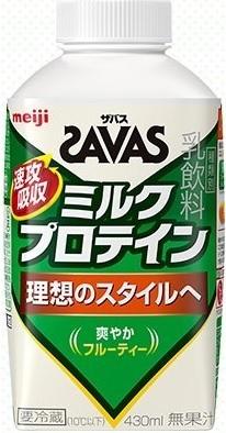 【明治】ザバスミルクプロテイン 430ml×12本