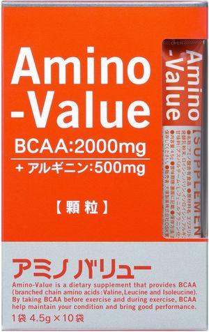 【大塚製薬】アミノバリュー サプリメントスタイル 4.5g×10袋