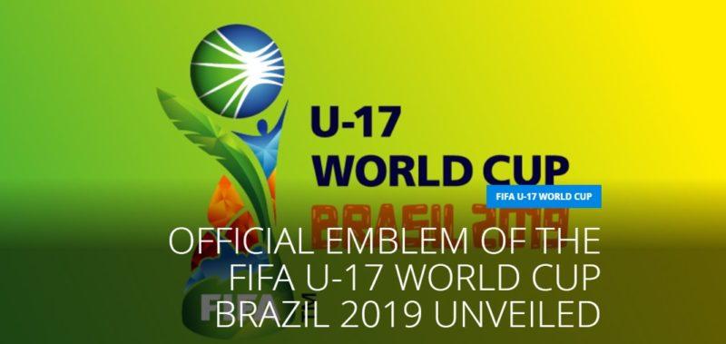 U-17FIFAワールドカップブラジル2019 結果速報・日程