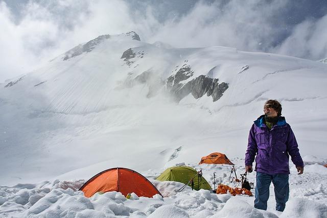 登山テントの選び方