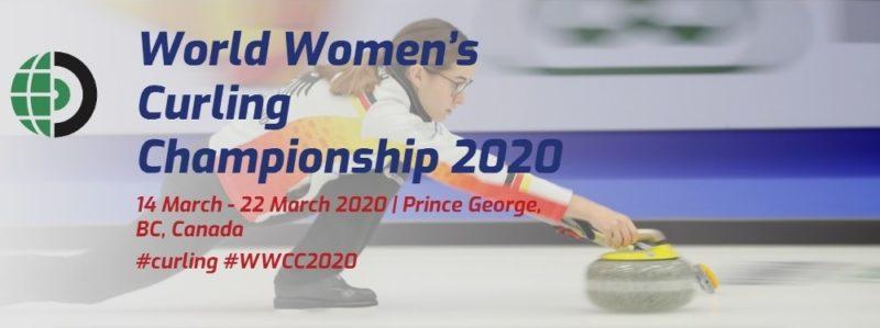 世界女子カーリング選手権2020結果速報・テレビ放送・出場選手日程