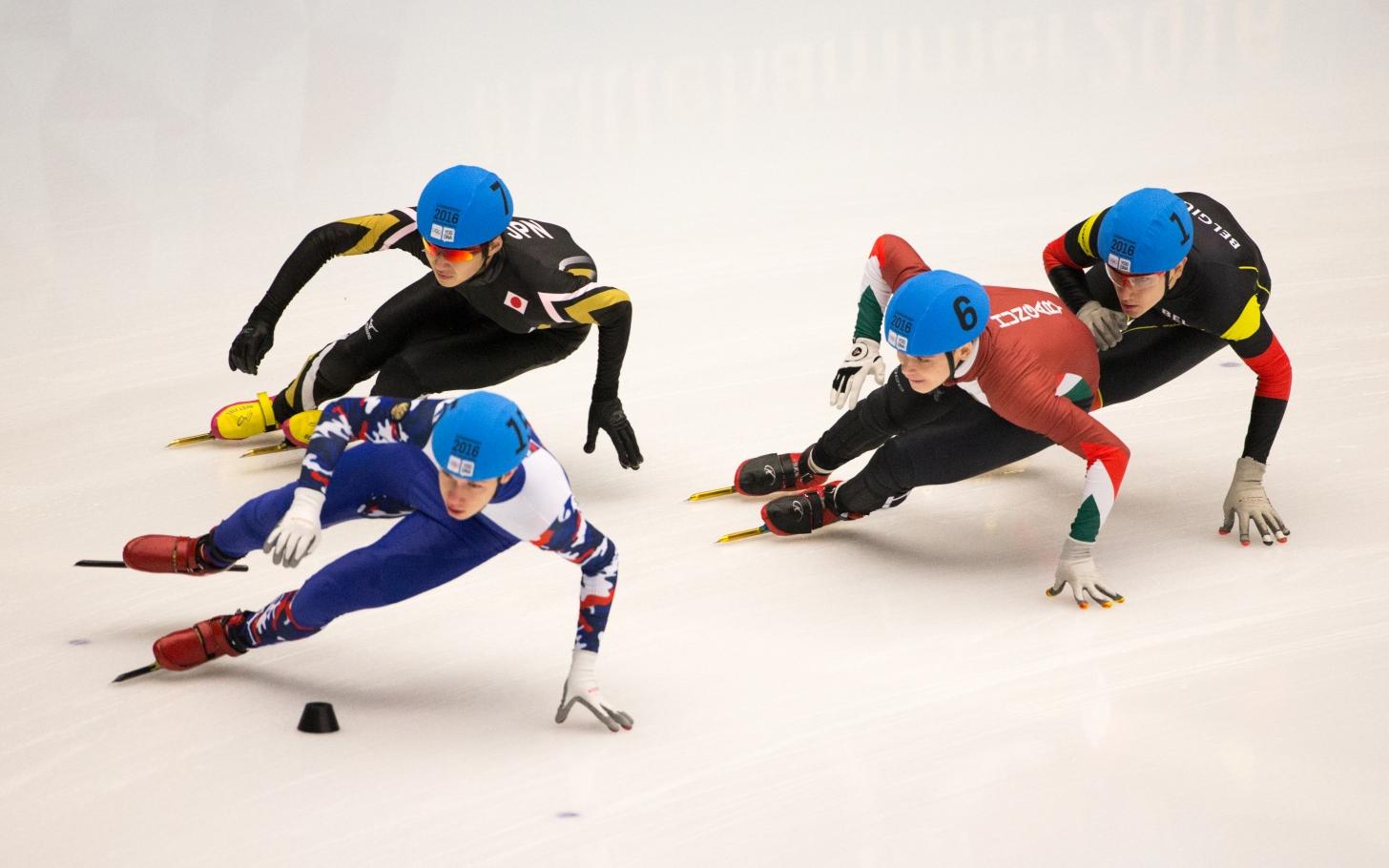 ユースオリンピック2020・ショートトラック結果速報・日程選手